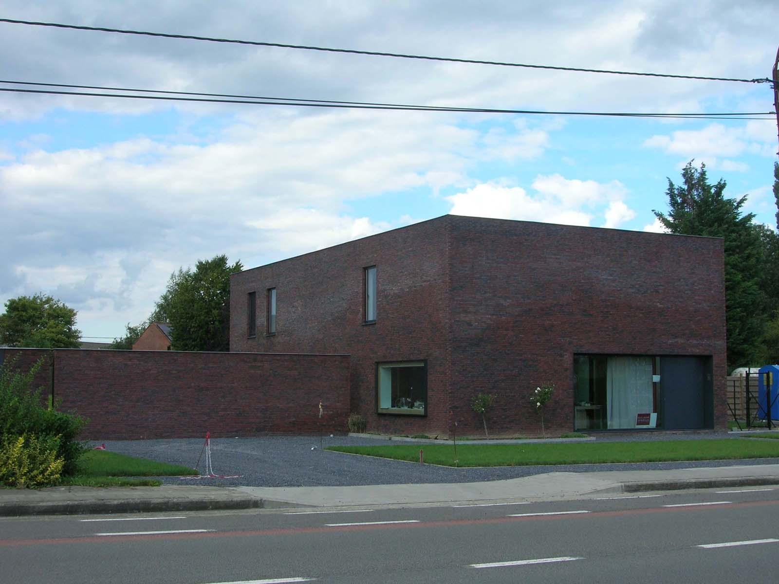 Habitation, ééngezinswoning moderne